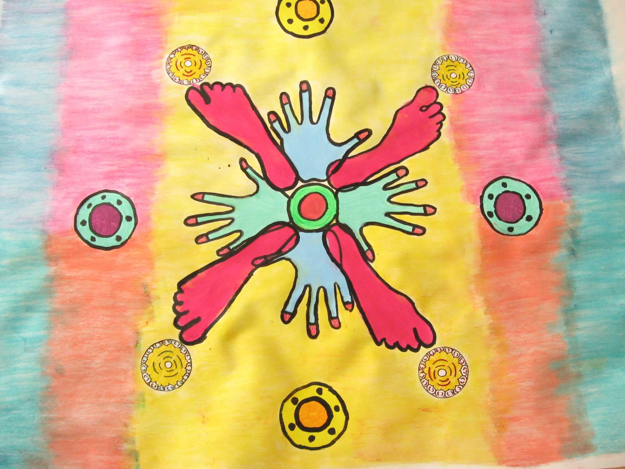 Atelier tout en couleurs Christel Totté