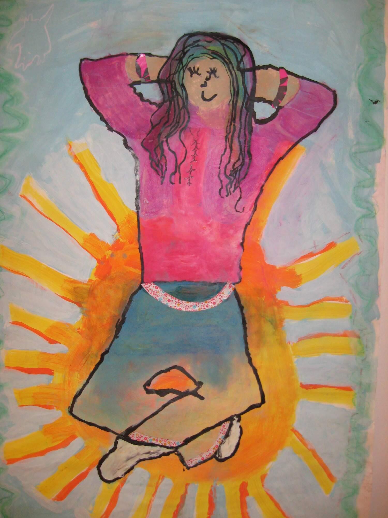 art et partage Christel