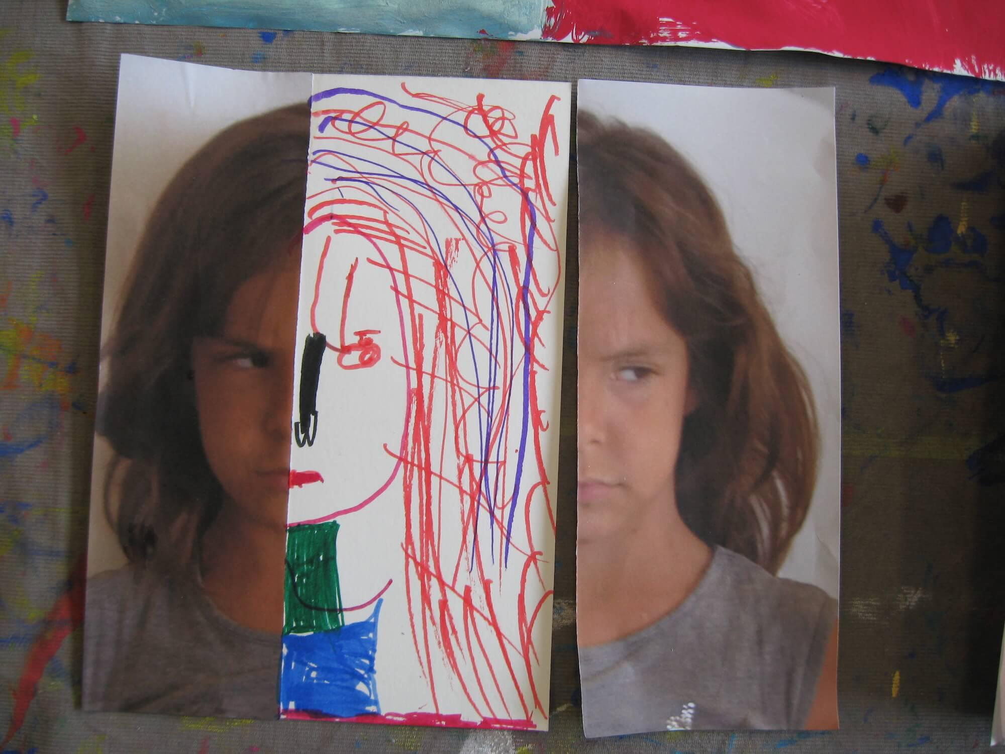 stages peinture pour enfants